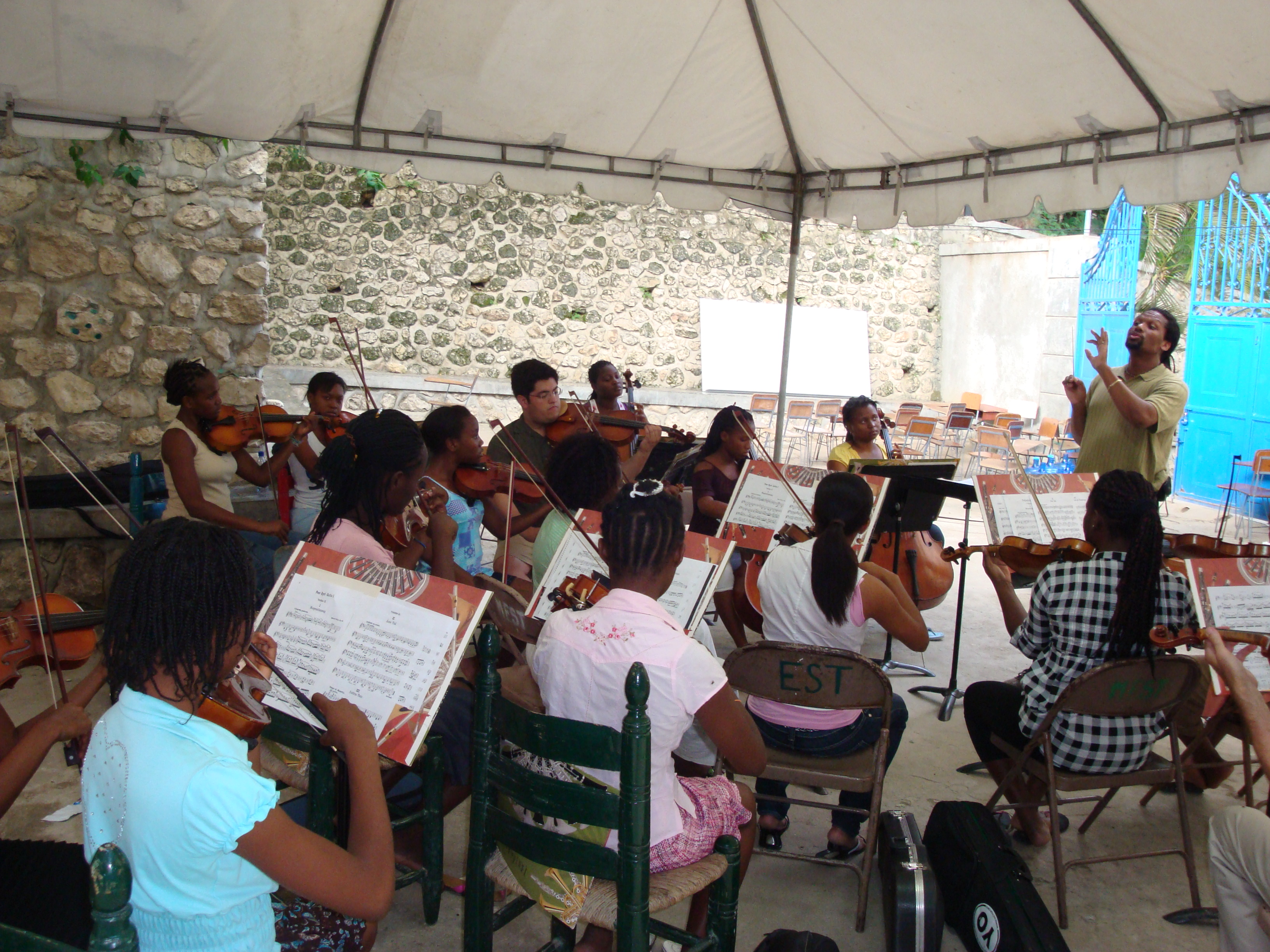 National Youth Orchestra Dominican Republic | M E S D A Group